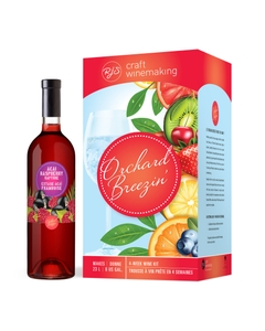 Acai Raspberry Rapture Wine Kit - Orchard Breezin'