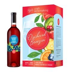 Blueberry Bliss Wine Kit - Orchard Breezin'