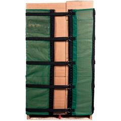 6' Reusable Pallet Wrap Cover, Heavy Duty