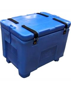Polar® PB02 - 15 Gallon Insulated Bin, Velco Straps (2 cu ft)