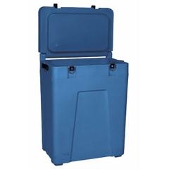 Polar® PB05 - 35 Gallon Insulated Bin w/Hinged Lid (5 cu ft)