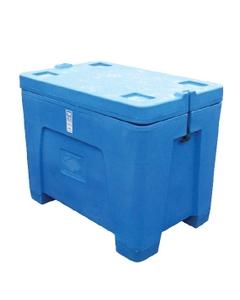 Polar® PB11 - 82 Gallon Insulated Bin w/Drain (11 cu ft)