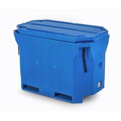 Polar® PB1802 - 65 Gallon Insulated Bin w/Drain (9 cu ft)