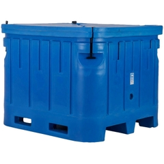 Polar® PB24 - 179 Gallon Insulated Bin (24 cu ft)