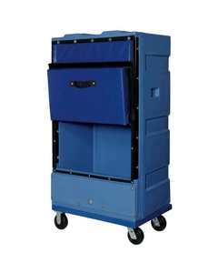 Polar® PB25 - Upright Insulated Container w/Wheels (25 cu ft)