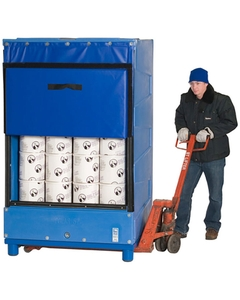 Polar® PB57 - Upright Insulated Container (57 cu ft)