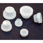 Plastic Stopper for Glass Display Vials