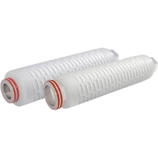 """2.7"""" Outer Diameter Polysulfone Pleated Membrane Filter Cartridges"""