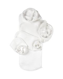 Polypropylene felt liquid filter bags