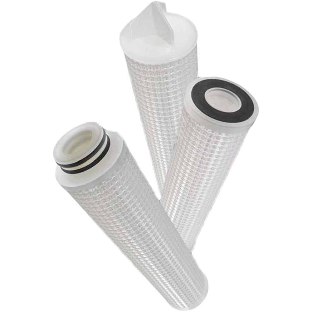 Pleated Polypropylene Filter Cartridges