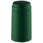 30.5 x 60mm Green Matte PVC Capsules, 9,324/pk