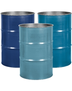 55 Gallon Steel Drum, Reconditioned (No Cover)
