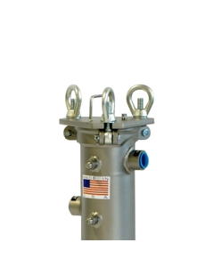 4-6 Stainless Steel Filter Vessel