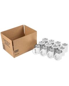 12 x 1 Quart Paint Can Hazmat UN 4G Corrugated Shipping Box, 275#/ECT-44