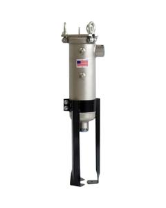 Model 6 Stainless Steel Liquid Filter Vessel