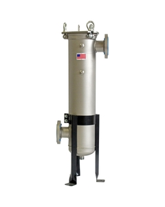 8-30 316 Stainless Steel Filter Vessel