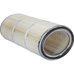 "11-2/5"" x 14-2/5 x 26"" Oval Dust Filter Cartridge (Configurable)"