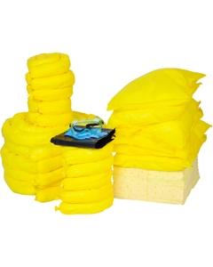Refill Components for 65 Gallon HazMat Spill Kits