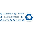 Recycle Decal Set