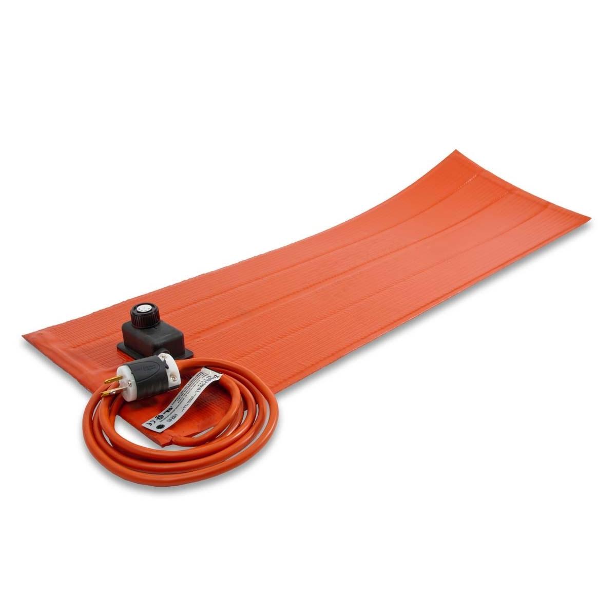BriskHeat SRL06361PADJB SRL-ADJ Heating Blanket with Control and PSA 120V 540W