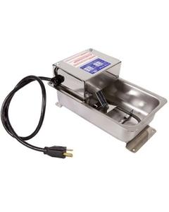 13 x 10 x 4 Evapoway™ Anti-Condensate Pan, Single Bend, 120v, 1,500w