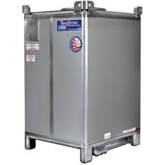 550 Gallon Stainless Steel IBC Tank