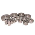 Aluminum Chuck for 115-130mm Caps