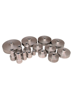 Aluminum Chuck for 15-19mm Caps