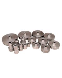 Aluminum Chuck for 61-70mm Caps