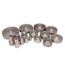 Aluminum Chuck for 38-46mm Caps