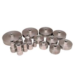 Aluminum Chuck for 25-32mm Caps