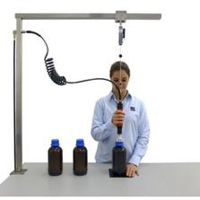 Support Stand for Handheld Pneumatic Bottle Capper