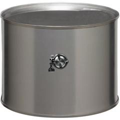 5 Gallon Stainless Steel Wine Barrel w/2