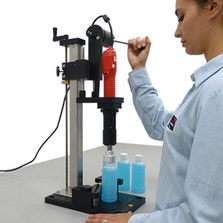 """Electric Bottle Capping Machine (18-53mm) Max Height 9"""""""