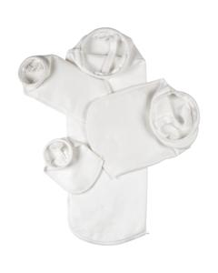 Configurable Teflon® Felt Liquid Filter Bags