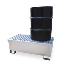2-Drum Steel Ultra-Spill Pallet - UltraTech 1180