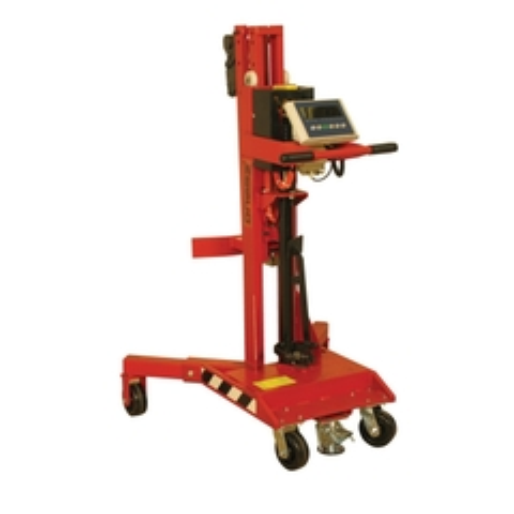 30-85 Gallon Ergonomic Scale Model Drum Handler (1-Drum)