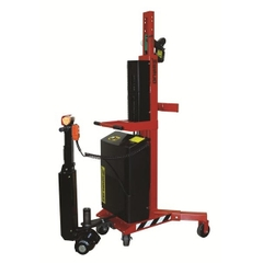 30-85 Gallon Ergonomic Power Lift & Drive Drum Handler (1-Drum)