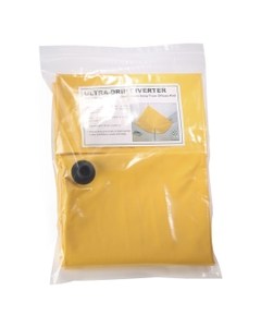 """18"""" x 20"""" Zip-Top Reclosable Poly Bags, 4 mil, Clear, 250/cs"""