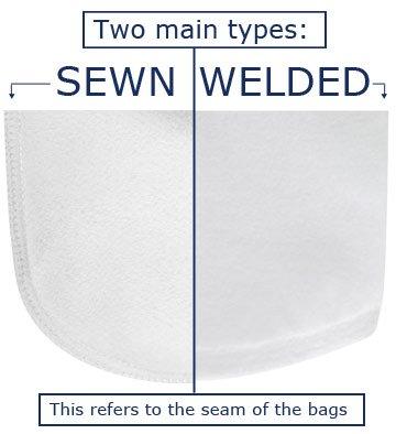 Felt Bag Seam Styles