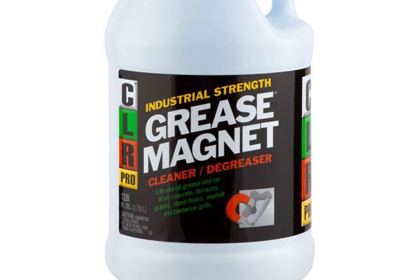 CLR & Grease Magnet: An Effective Eco-Friendly Cleaner for Your Facility Needs