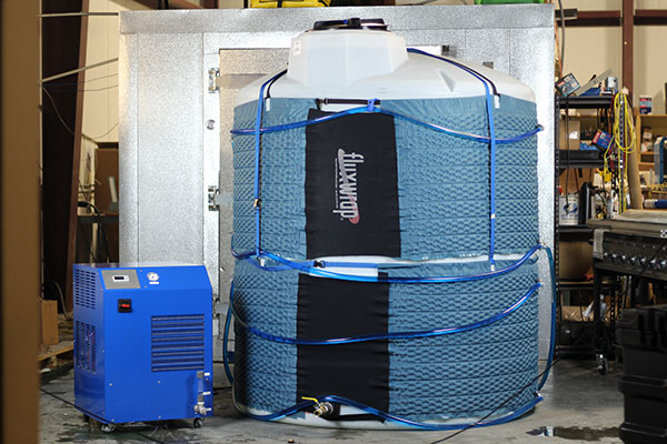 Custom North Slope Chiller and FluxWrap Capabilities