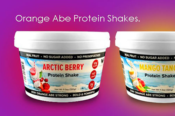Stay Healthy and Active with Orange Abe Protein Shakes