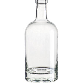 Glass Liquor Bottles