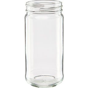 Glass Spice Jars