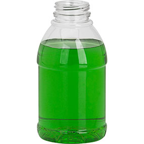 Plastic Beverage & Juice Bottles
