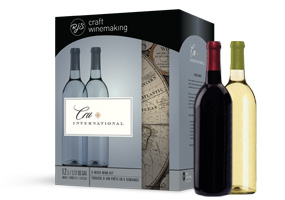 Cru International Wine Kits