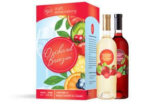 Orchard Breezin Wine Kits
