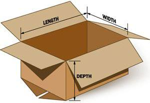 Box Measurments