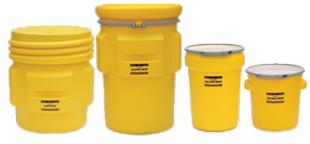 Salvage & Overpack Plastic Drums
